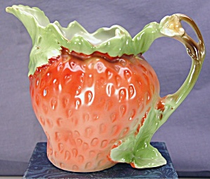 Royal Bayreuth Figural Strawberry Creamer