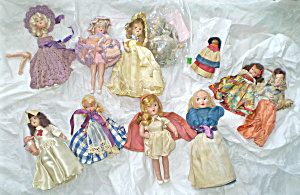 Doll Collection Grab Bag Vintage