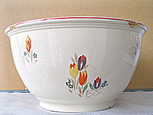 Kitchen Kraft Ovanserve Mixing Bowl Vintage 1930