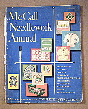 Mccall Needlework Annual 1950