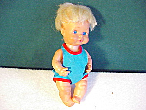 Remco 1972 Baby Doll With Back Button