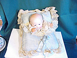 Bye Lo ? Baby Made As Hand Puppet -rare