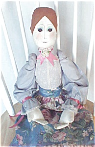 All Cloth Boudoir/bed Doll