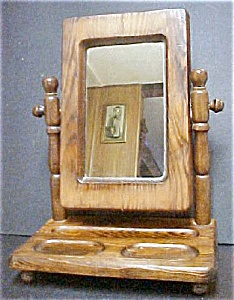 Dressing/shaving Mirror Stand