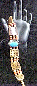 Vintage Native American Choker Necklace
