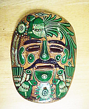 Mexican Wall Mask - Vintage
