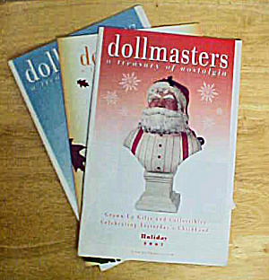 Dollmasters Catalogs - 2007
