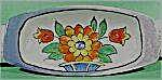 Oriental Luster Pin Dish - Hand Painted