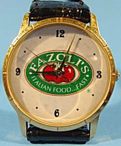 Fazoli's Wrist Watch - 1980's - Image Watches, Inc
