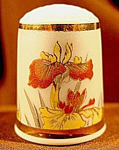 Chokin Thimble - Iris - 1988 - Tcc - Japan