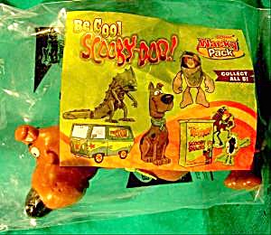 Scooby-doo Wacky Pack Sonic Toy