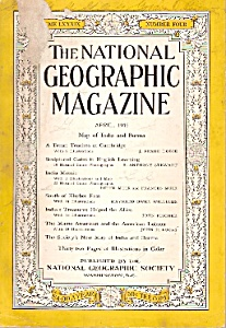 National Geographic - April 1946