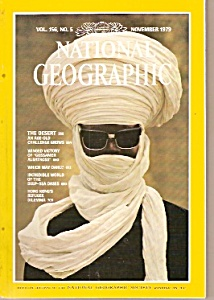 National Geographic - November 1979