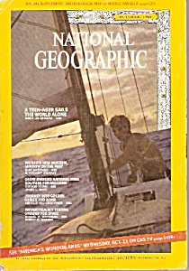 National Geographic - October 1968