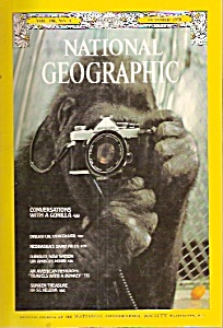 National Geographic Magazine- October 1978