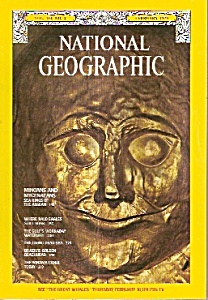 National Geographic Magazine - February 1978