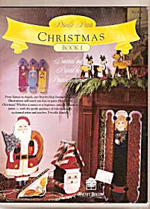 Priscilla Paints Christmas -book 1 - 1993