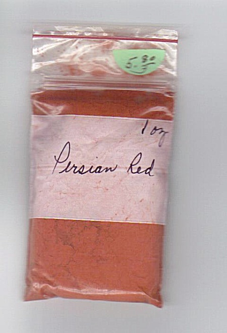 Persian Red - China Paint - -06 - 1 Ounce