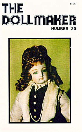 The Dollmaker Vintage 1981 Issue 35