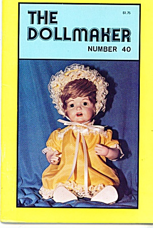 Vintage - The Dollmaker - Number 40 - Mar/apr 1982