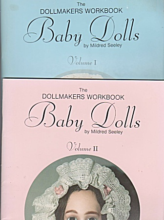 Baby Dolls - 2 Books - 1 - 2 - Mildred Seeley