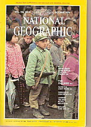 Naional Geographic - October 1979