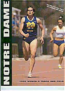 Notre Dame Mens And Women S Track& Field Teams 95