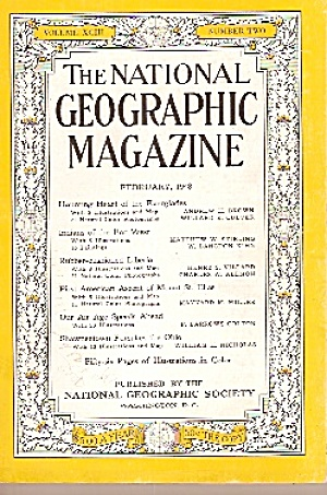 The National Geographic Magazine - February 1948