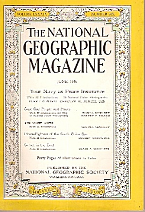 The National Geographic Magazine -= October 1947
