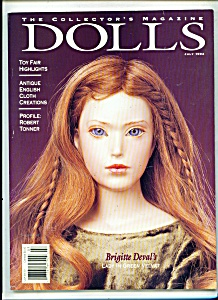 Dolls Magazine - July 1994