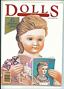 Dolls Magazine - September 1992