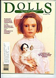 Dolls Magazine - October 1992