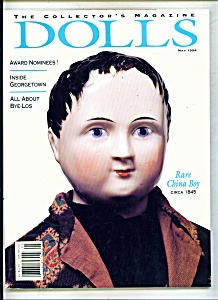Dolls, The Collector's Magazine- May 1994