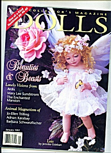 Dolls Magazine- January 1997