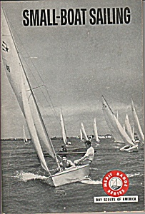 Small Boat Sailing - Merit Badge Series - 1969