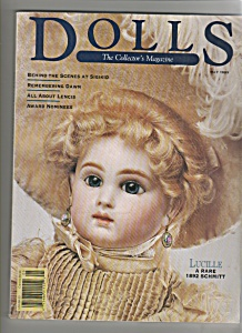 Dolls Magazine - May 1993