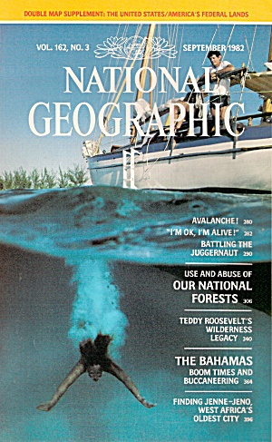 National Geographic - September 1982