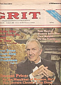 Grit America's Family Publication - October 5, 1986