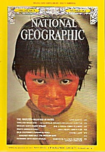 National Geographic Magazine - October 1972