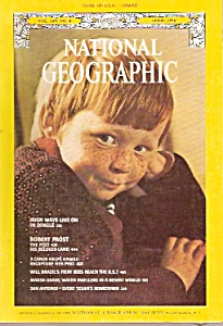 National Geographic Magazine - April 1976