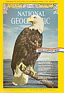 National Geographic Magazine - July 1976