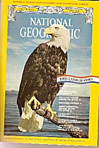 National Geographic Magazine- July 1976