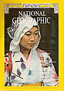 National Geographic Magazine- June 1976