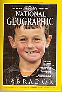 National Geographic - October 1993