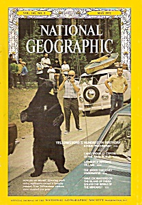 National Geographic -may 1972