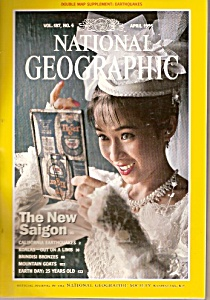 National Geographic - April 1995