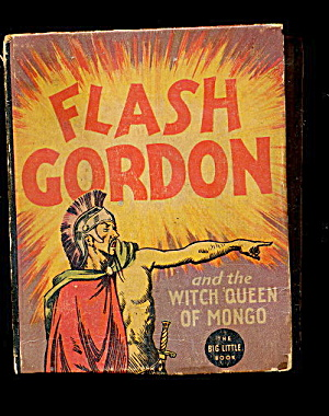 1936 Flash Gordon - Witch Queen Big Little Book