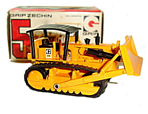 Grip Zechin Cat D5 Bulldozer 1/56 W Box