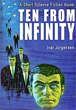"1963 ""ten From Infinity"" Sci-fi Book"