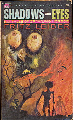 'shadows With Eyes' Fritz Lieber Sci-fi Book